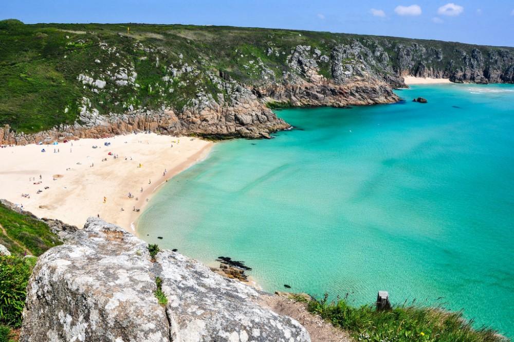Porthcurno-Beach-Cornwall
